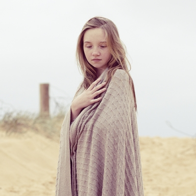 Hayley Sparks' Beach portraits