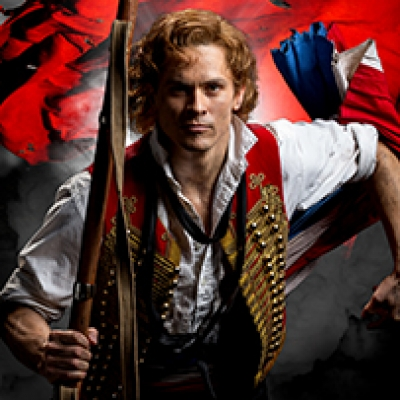 Daniel Boud captures the cast of Les Misérables