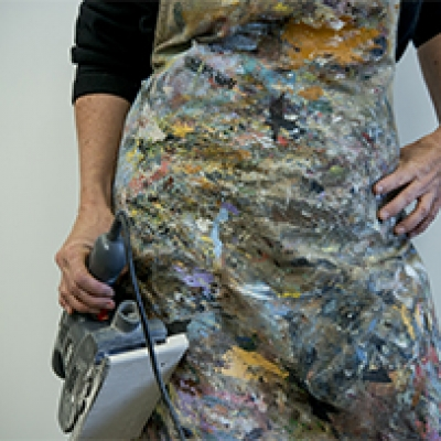 Jesse Marlow pays a visit to the studio of artist Nadine Christensen for Art Guide Australia