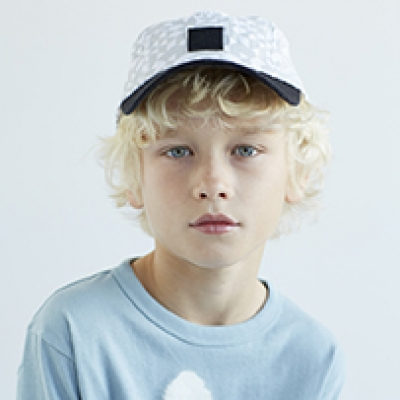 Hayley Sparks photographs kids with attitude for Goose & Dust's new campaign. Styled by Emma Wood