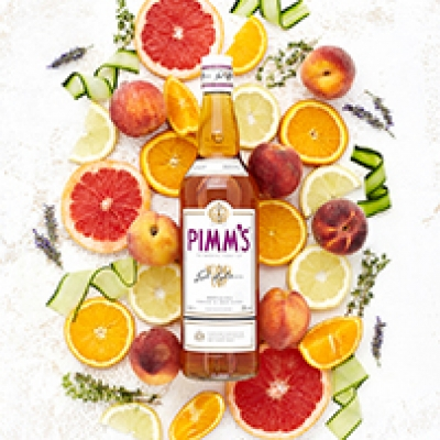 Georgia Gold & PIMMS