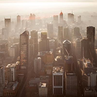 Tom Hutton Cityscape Aerials