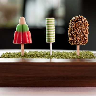 Mia Mala McDonald captures Heston Blumenthal and The Fat Duck
