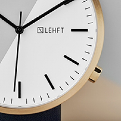 James Newman for Lehft Watches