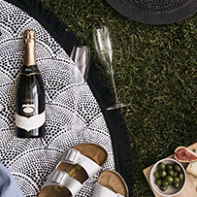 Lauren Bamford shoots Brown Brothers 'Make it Prosecco' campaign