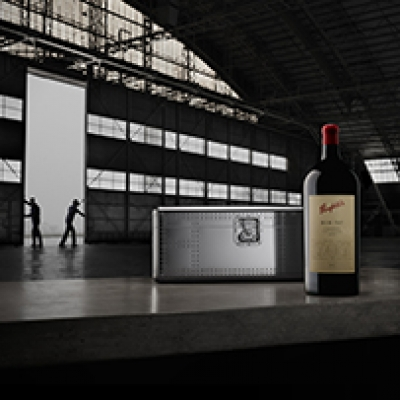 James Newman shoots Penfolds Limited Edition Bin 707 Cabernet Sauvignon Imperials inspired by Boeing