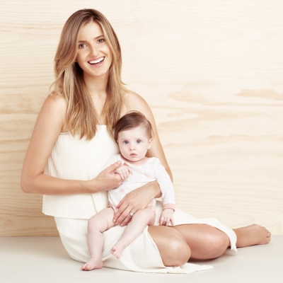 Hayley Sparks & Kate Waterhouse x Sapling Child. Styled by Emma Wood