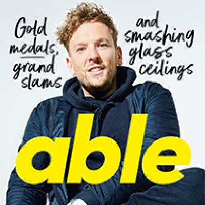 Kristoffer Paulsen & Dylan Alcott – 'Able' for Harper Collins