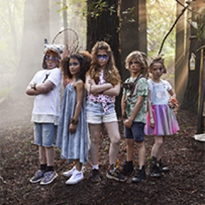 Melissa Rutherford styles Target's latest kids campaign