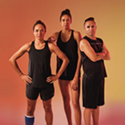 Mia Mala McDonald & Australian Olympic Team