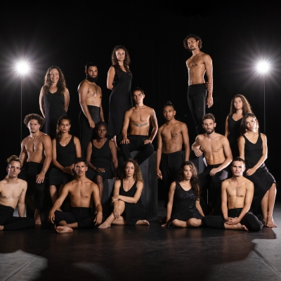 Dan Boud & Bangarra Dance Theatre Group Portraits
