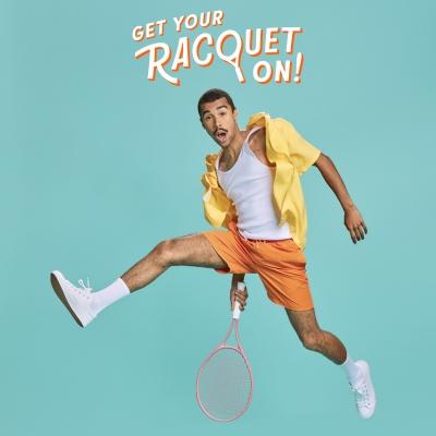 Dan Boud & Tennis Australia